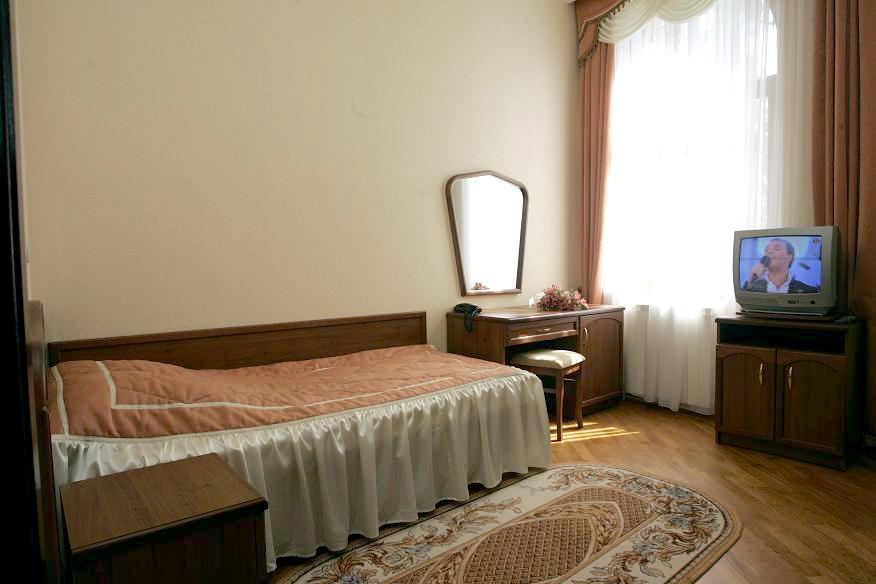 Одноместный номер санатория Беларусь