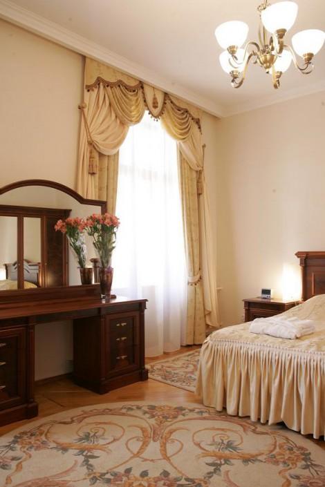 Двухкомнатный Люкс в Главном корпусе санатория Беларусь