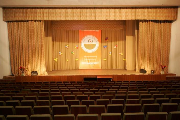 Киноконцертный зал санатория Беларусь