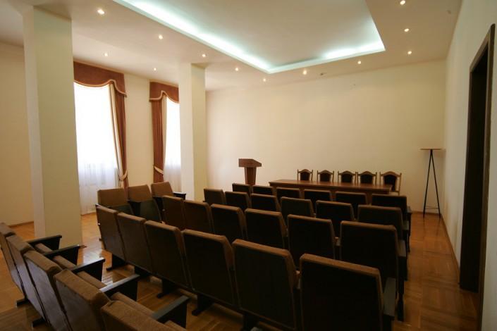 Конференц-зал санатория Беларусь