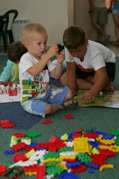 Детская комната санатория Беларусь