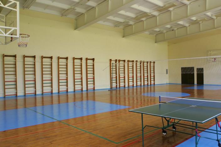 Спортивный зал санатория Беларусь