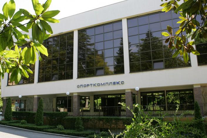 Спортивный комплекс санатория Беларусь