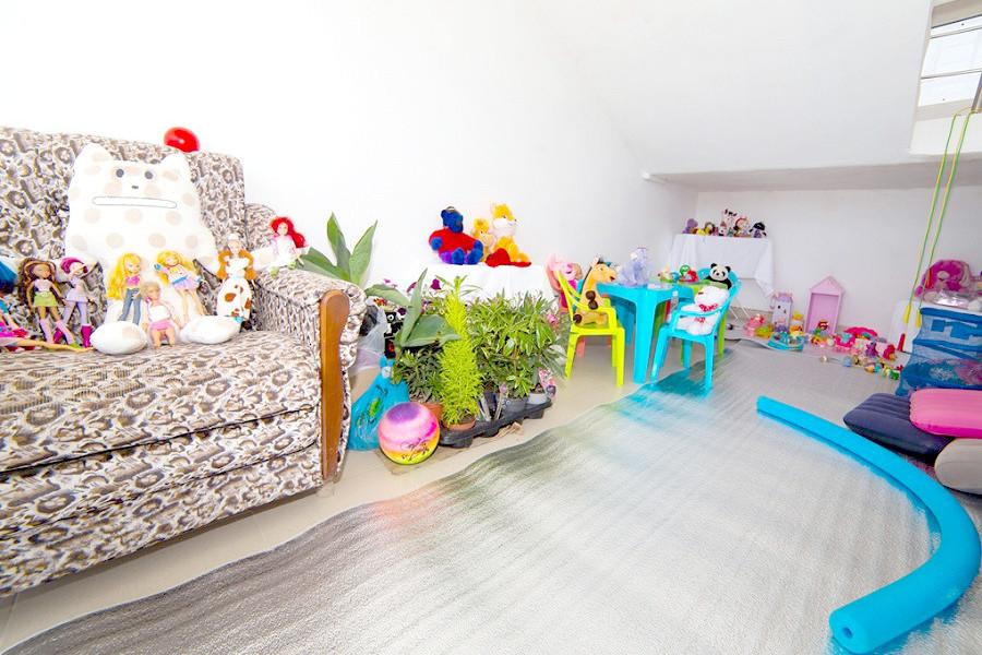 Детский уголок гостевого дома Белая панама