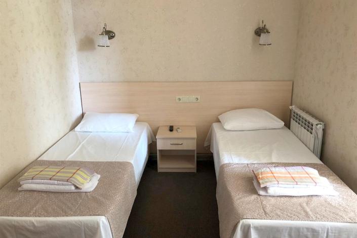 Стандарт однокомнатный номер в Корпусе № 3 санатория Белоруссия