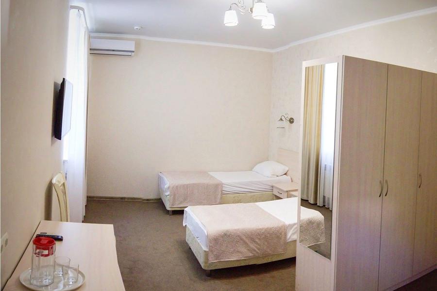 Эконом однокомнатный в Корпусе № 3 санатория Белоруссия