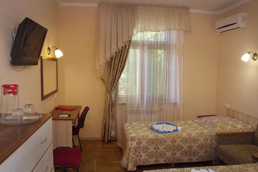 Эконом однокомнатный в Корпусе № 4 санатория Белоруссия