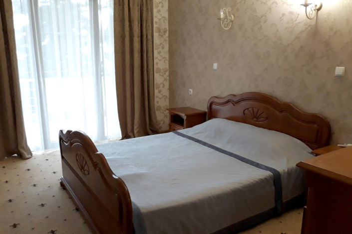 Люкс двухкомнатный в Корпусе № 2 санатория Белоруссия