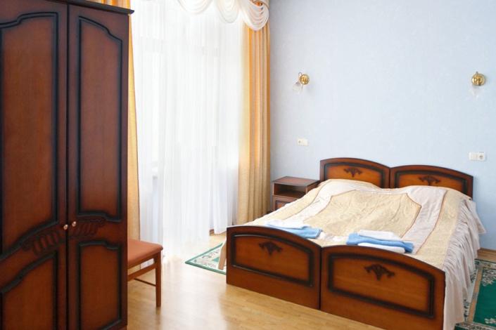 Джуниор Сюит двухкомнатный в Корпусе № 5 санатория Белоруссия