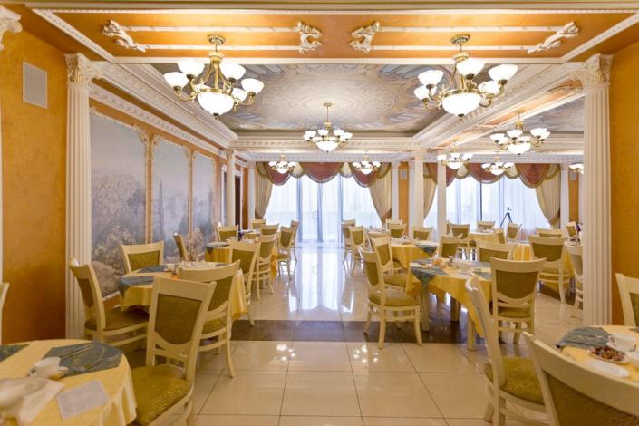 Ресторан санатория Белоруссия