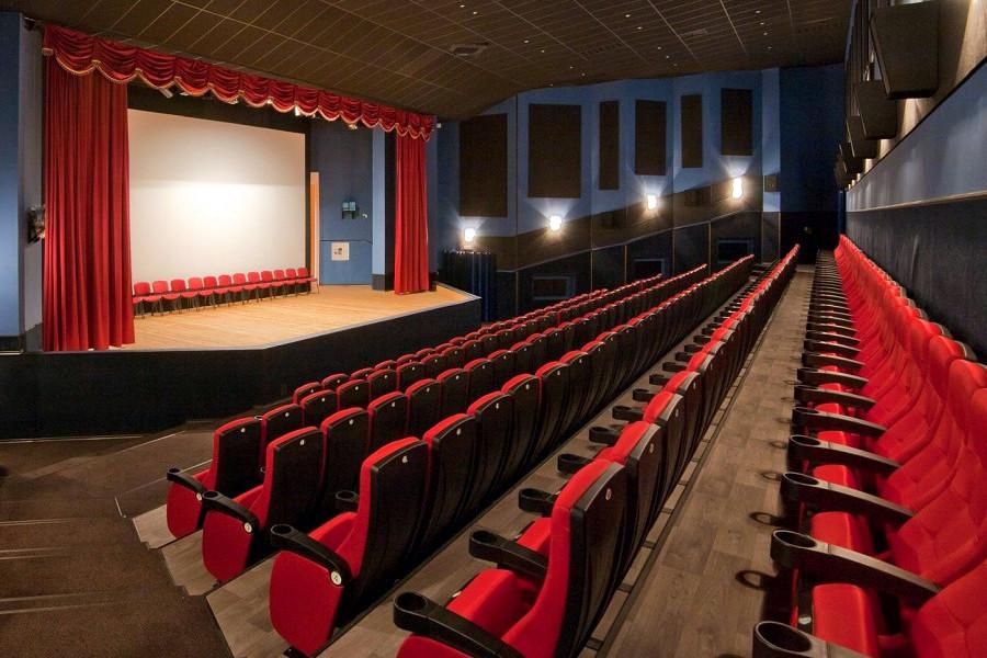 Кинотеатр санатория Белоруссия
