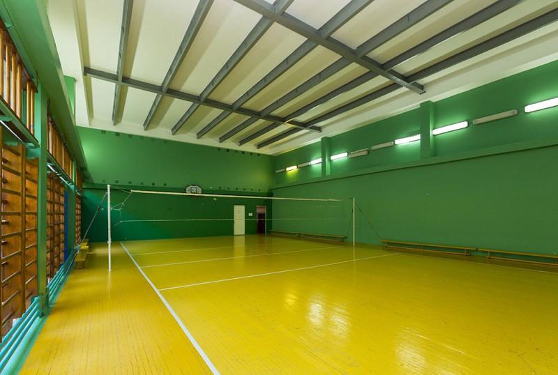 Спортивный зал санатория Белые ночи, Сочи, Уч-Дере