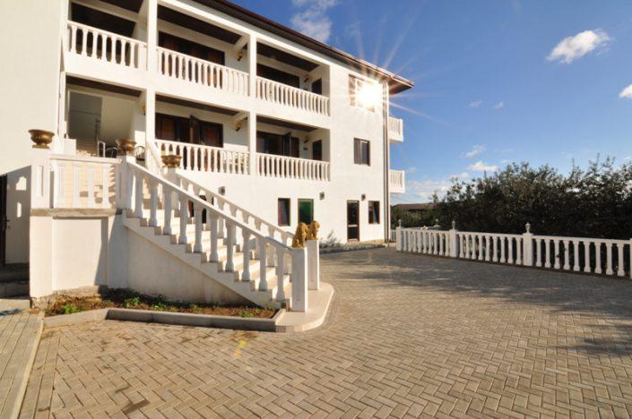 Гостевой дом Белый, Псырдзха, Новый Афон, Абхазия