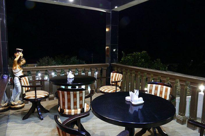 Кафе гостевого дома Белый, Псырдзха, Новый Афон, Абхазия
