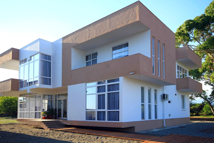 Отель Берег эвкалиптовг, Абхазия, пос. Цандрипш