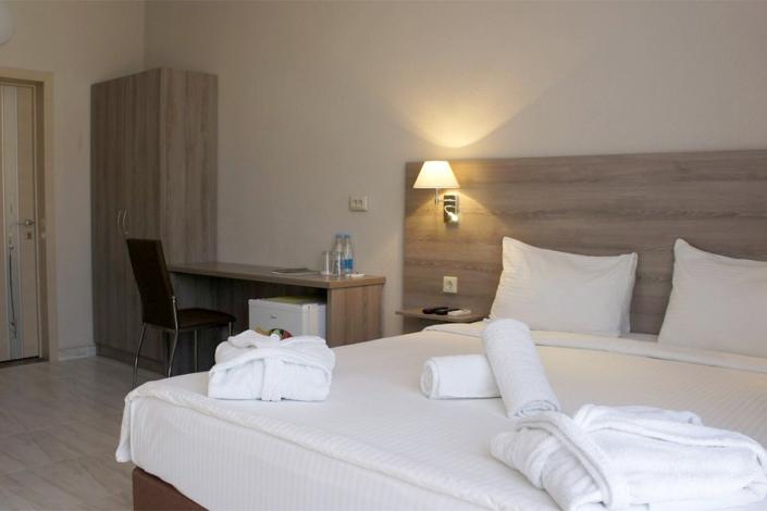 Стандарт двухместный в Корпусе 2 отеля Берег эвкалиптов