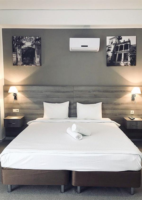 Стандарт двухместный с доп. местом в Корпусе 2 отеля Берег эвкалиптов