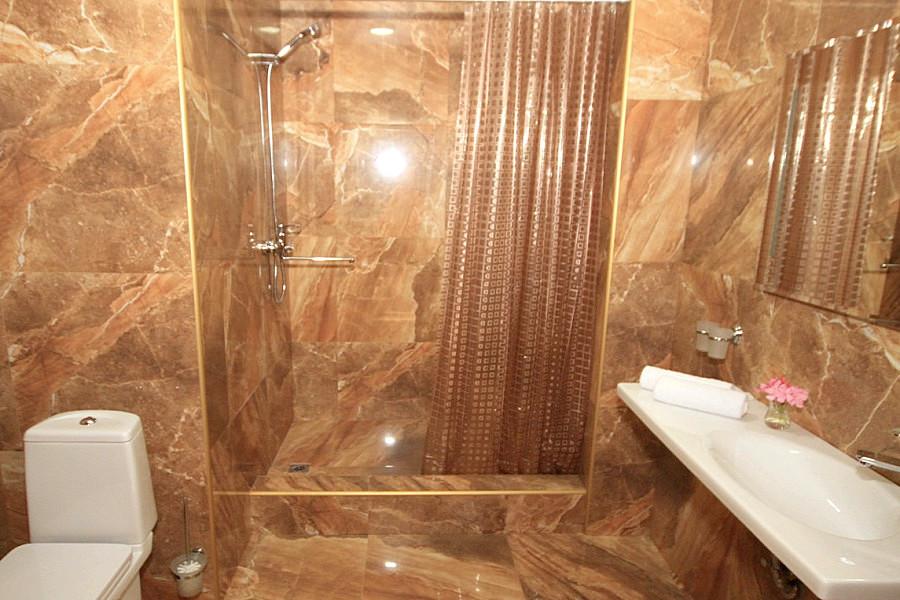 Туалетная комната номера Супериор в Корпусе 1