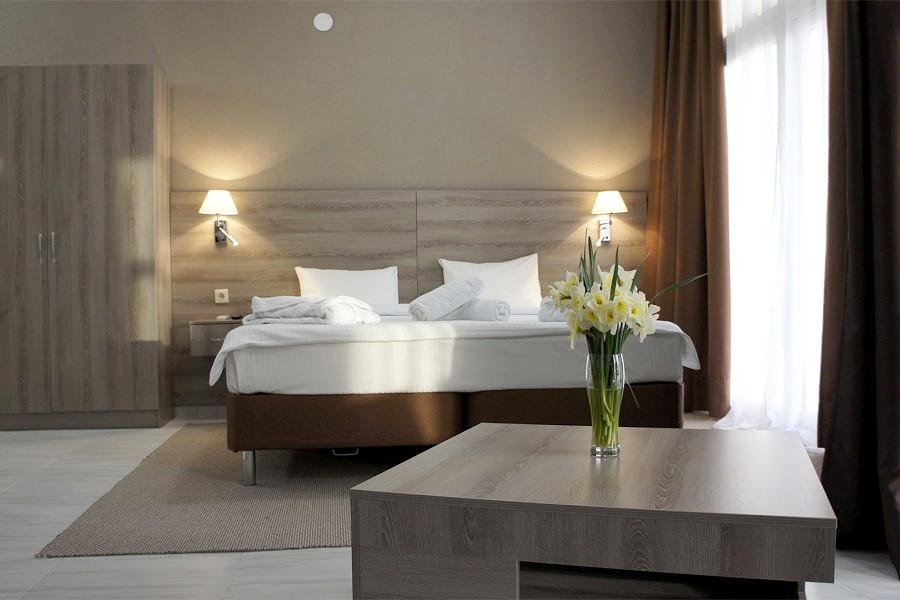 Апартаменты двухместные в Корпусе 1 отеля Берег эвкалиптов