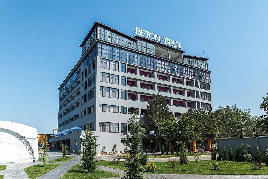 Отель Beton Brut All inclusive & Spa, Анапа, Корпус № 1