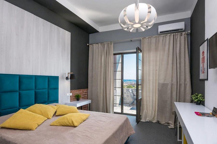 Стандарт SSV двухместный отеля Beton Brut
