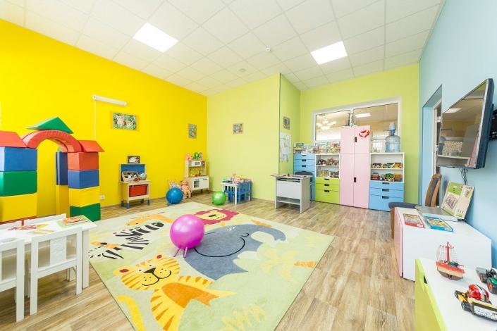 Детская комната санатория БФО