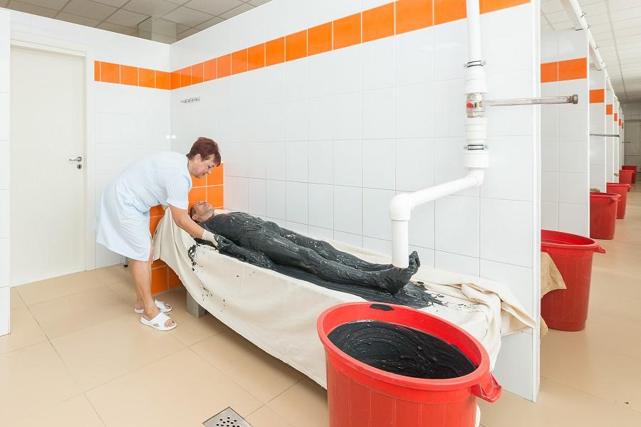 Медицинское отделение санатория БФО