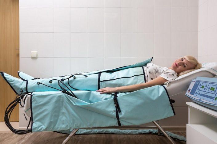 Физиотерапевтическое отделение санатория Бирюза