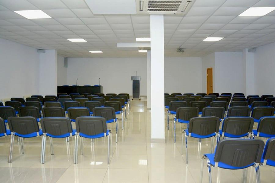 Конференц-зал санатория Бирюза