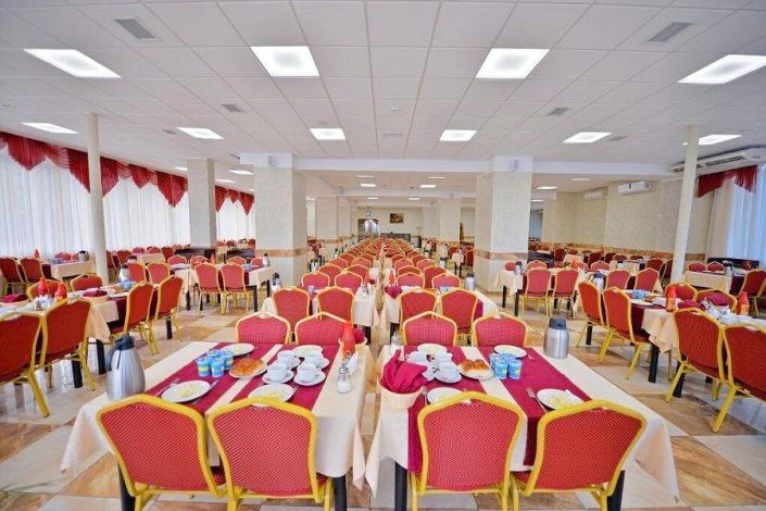 Ресторан санатория Бирюза