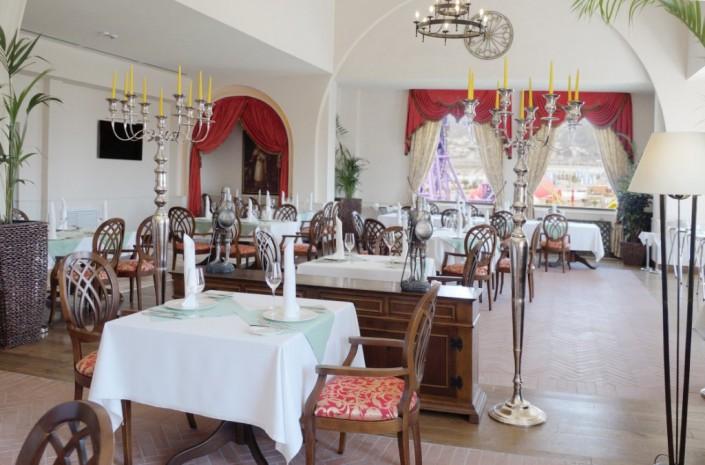 Ресторан Садко отеля Богатырь