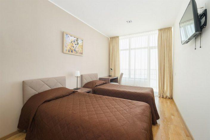 Четырехкомнатный апартамент апарт-теля Бревис