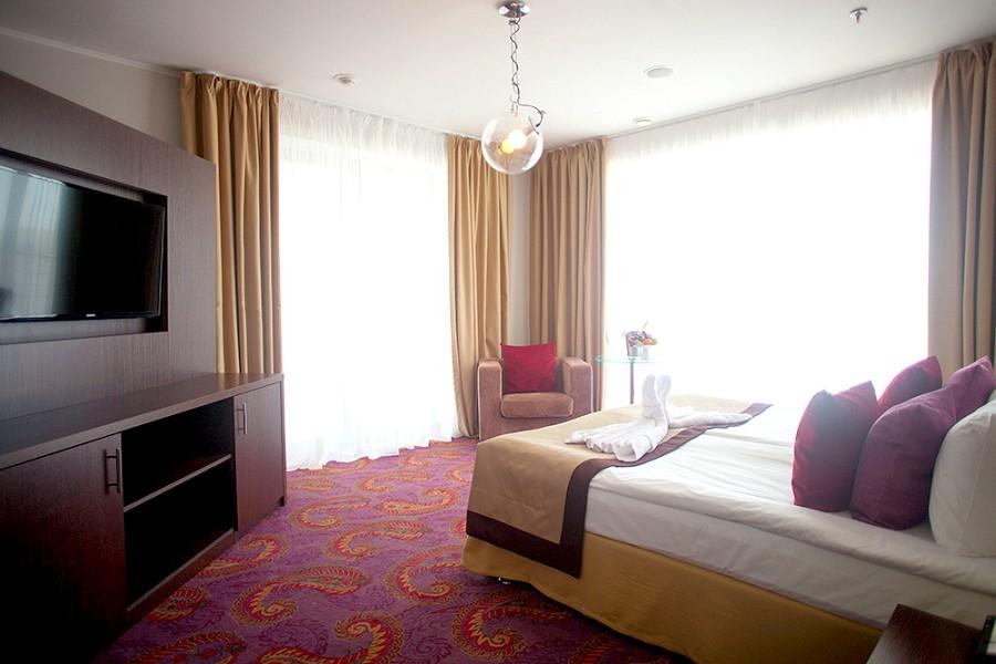 Номер Люкс отеля Bridge Resort, Сочи, Имеретинский курорт