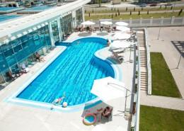 Бассейн отеля Bridge Resort, Сочи, Имеретинский курорт