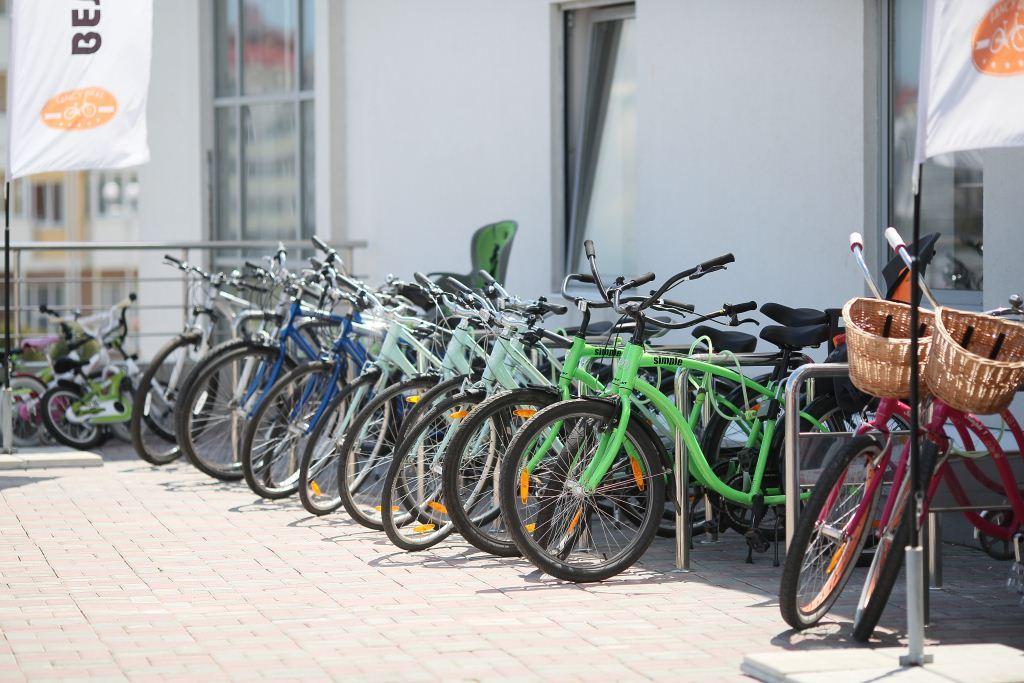 Прокат велосипедов при отеле Bridge Resort, Сочи, Имеретинский курорт