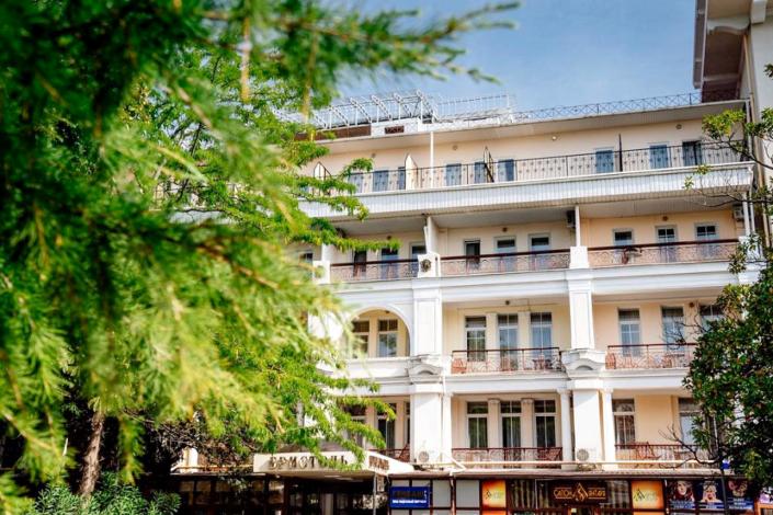 Отель Бристоль, Крым, Ялта