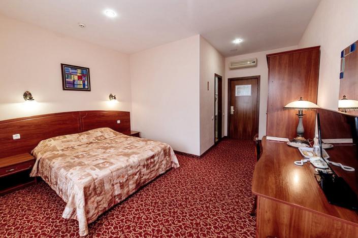 Супериор двухместный отеля Бристоль