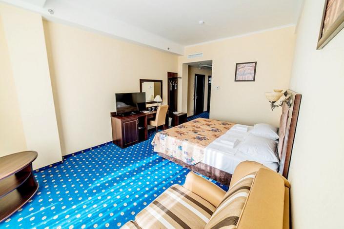 Делюкс двухместный отеля Бристоль