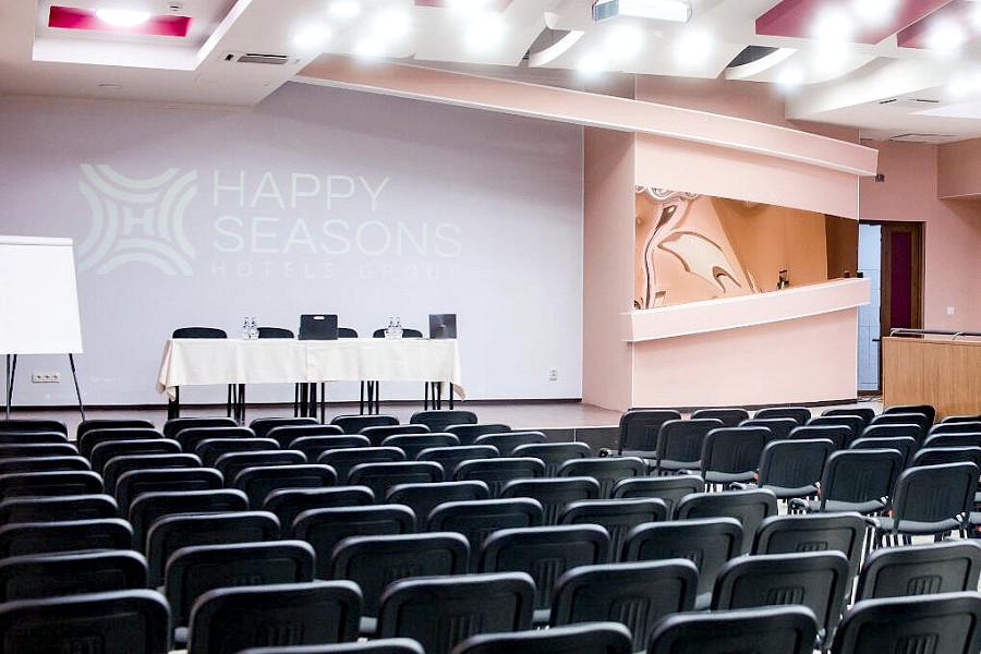Большой конференц-зал отеля Бристоль