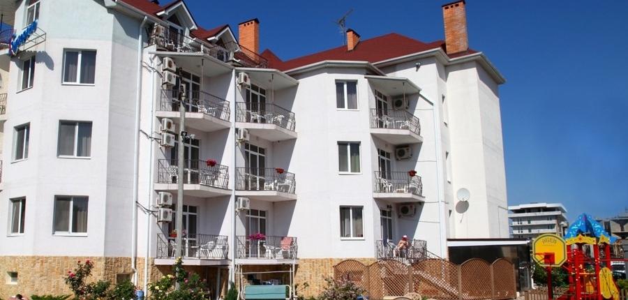 Отель Бумеранг, Анапа, Витязево