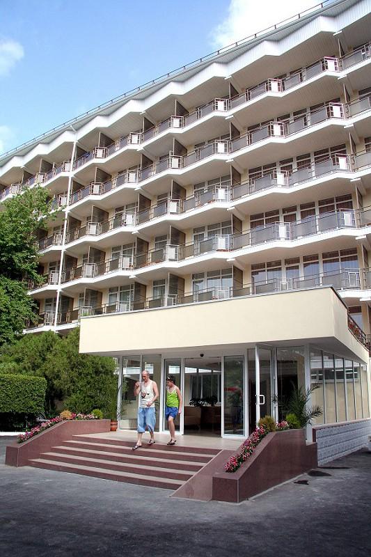Пансионат Бургас, Сочи