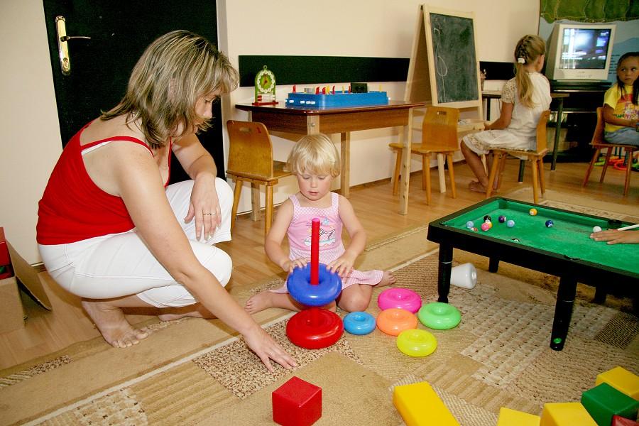 Детская комната пансионата Бургас