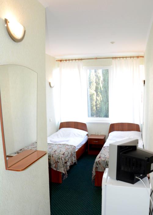 Стандарт двухместный гостиницы Чайка