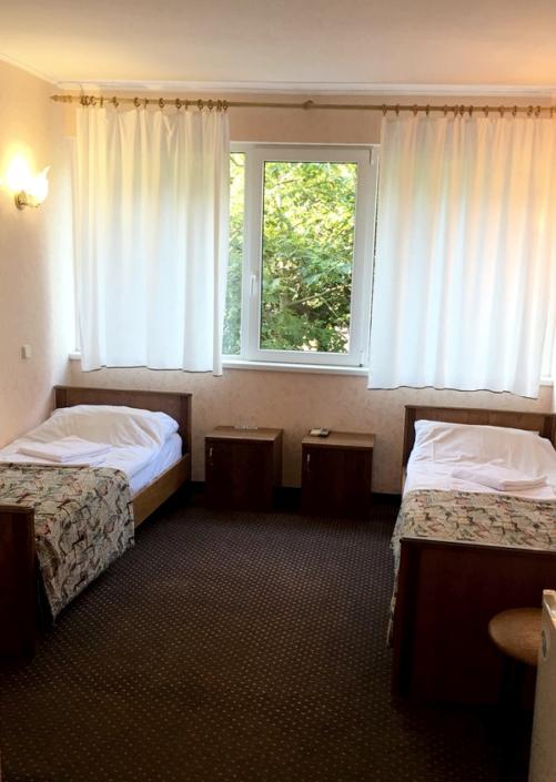 Стандарт Плюс двухместный гостиницы Чайка