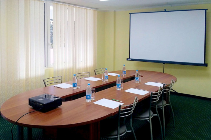 Конференц-зал гостиницы Чайка