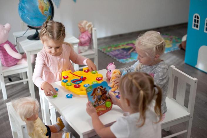 Детский клуб гостиницы Чайка