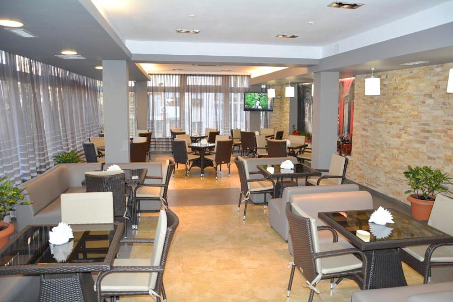 Ресторан гостиницы Чайка