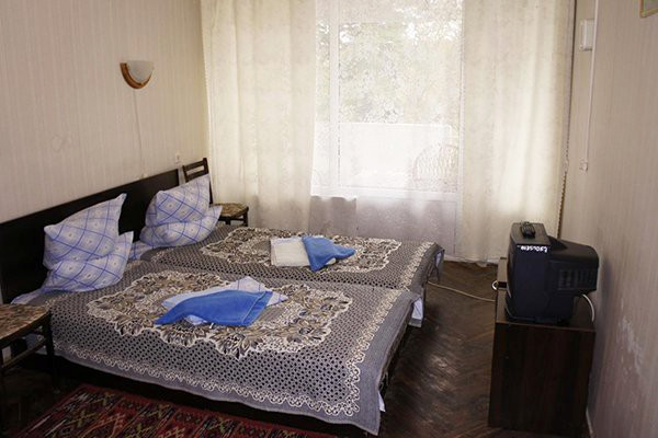 Двухместный номер в Корпусе №5 санатория Чемитоквадже МО РФ, Сочи