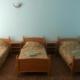 Стандарт трехместный отеля Черноморочка