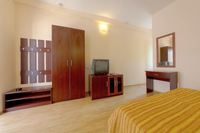 Стандарт двухместный гостиницы Черноморская